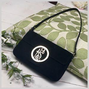 Vintage Kate Spade Kensington Bea Suede Mini Bag